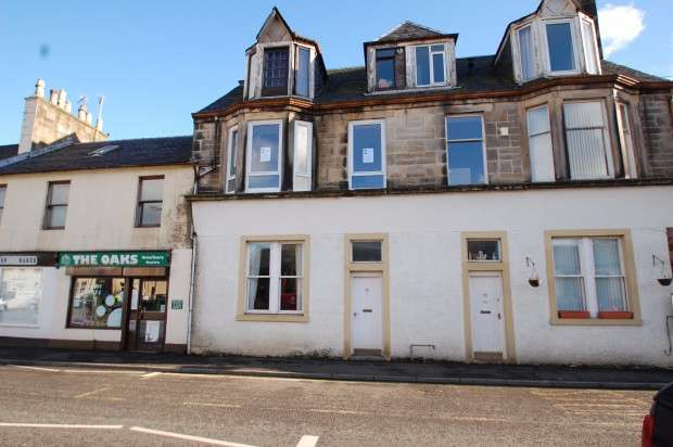 1 Bedroom Flat for rent in Main Street, Flat 1/2, Lochwinnoch, PA12