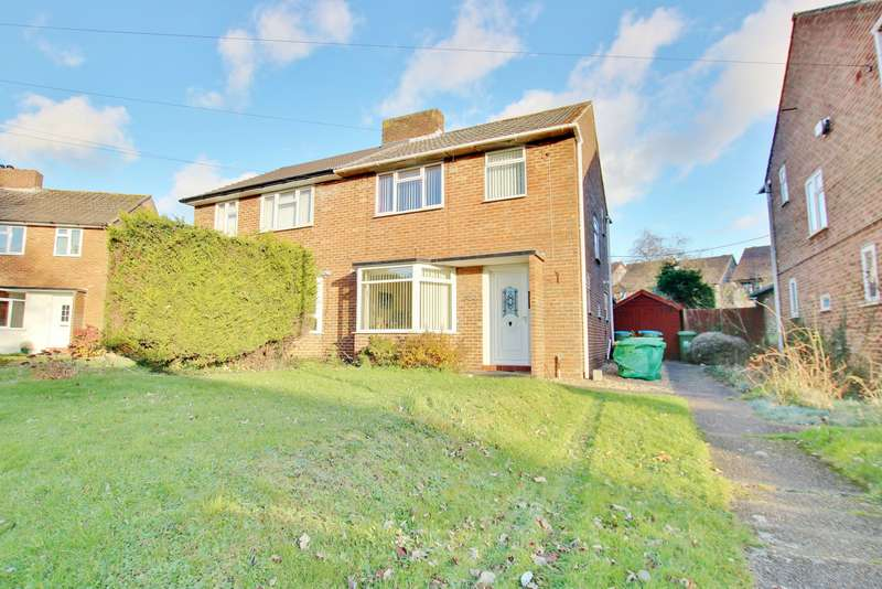 3 Bedrooms Semi Detached House for sale in Bramley Crescent, Sholing