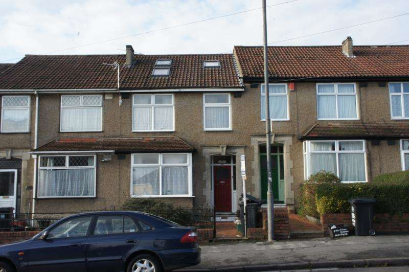 6 Bedrooms Terraced House for rent in Filton Avenue, Horfeld, BS7 0BA