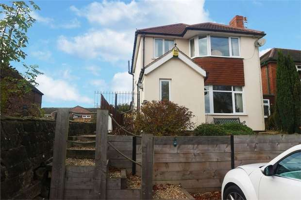 3 Bedrooms Detached House for sale in Main Road, Smalley, Ilkeston, Derbyshire
