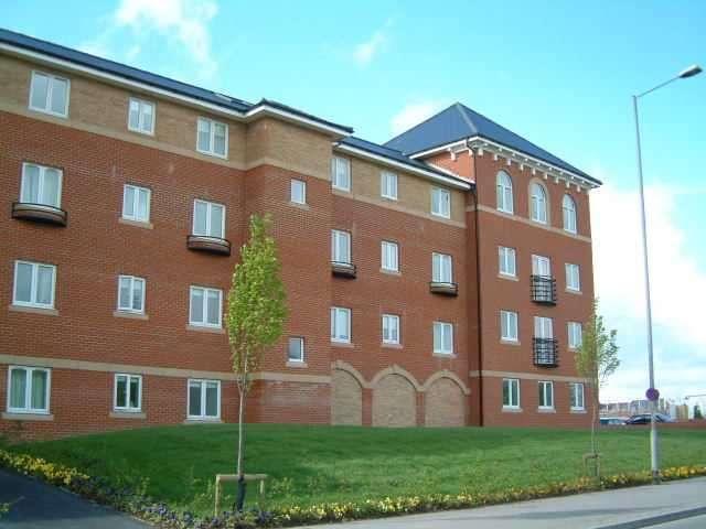2 Bedrooms Apartment Flat for rent in Saltash Road, Churchward, Swindon, Wiltshire, SN2 2EE