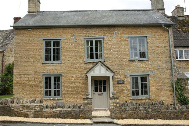 3 Bedrooms Cottage House for sale in Church Enstone, CHIPPING NORTON, Oxfordshire