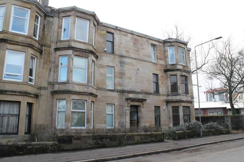 1 Bedroom Flat for rent in Barterholm Road, Paisley, PA2 6PB