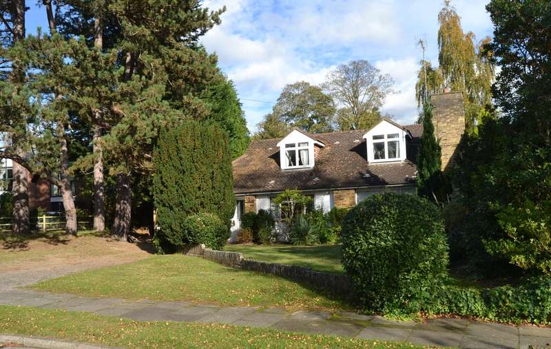 4 Bedrooms Detached Bungalow for sale in Cobham