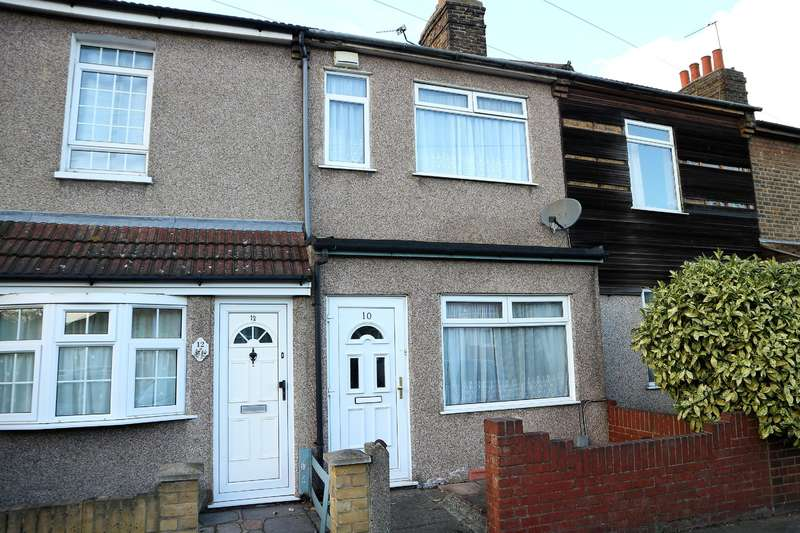 3 Bedrooms Terraced House for sale in Dalmeny Road, Northumberland Heath, Kent, DA8 1JX