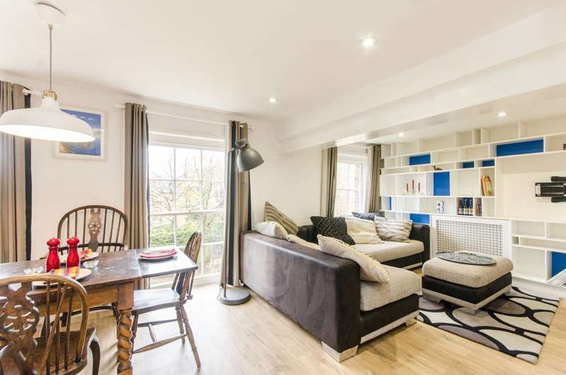 2 Bedrooms Flat for rent in College Green Court, Brixton, SW9