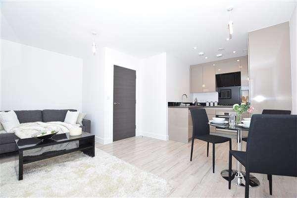 1 Bedroom Apartment Flat for sale in Copsewood Lodge, Copsewood Road, Watford