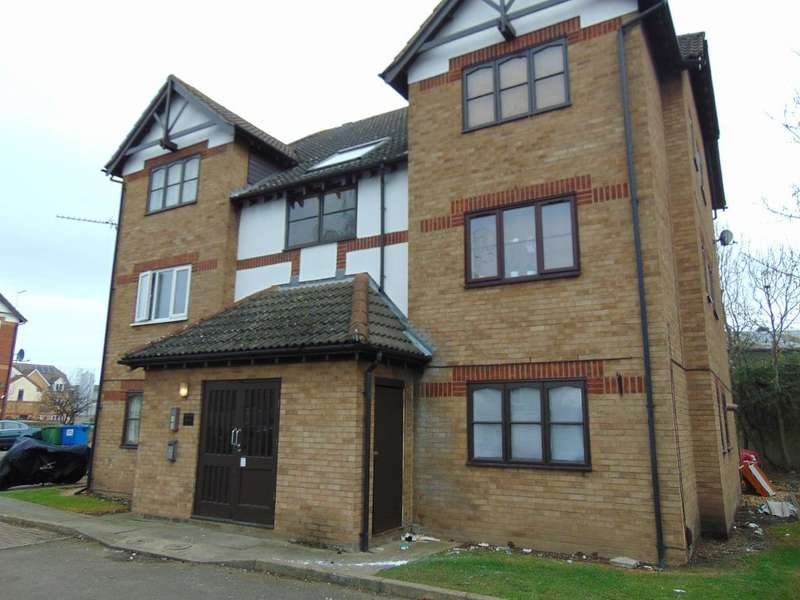 2 Bedrooms Flat for sale in Mill Close, Wisbech, Cambridgeshire, PE13 3BD