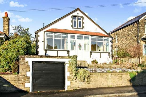 3 Bedrooms Detached Bungalow for sale in Redburn Drive, Shipley, West Yorkshire