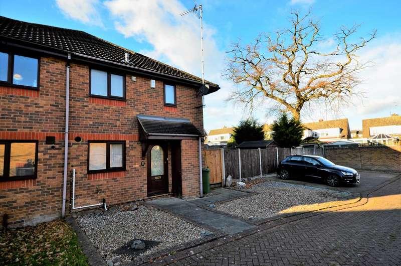 1 Bedroom End Of Terrace House for sale in Skylark Close, Billericay