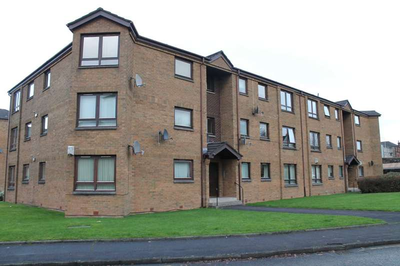 2 Bedrooms Flat for rent in Castle Gait, Paisley, PA1 2DW