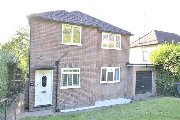 2 Bedrooms Maisonette Flat for sale in Downs Court Road, PURLEY, Surrey, CR8 1BB