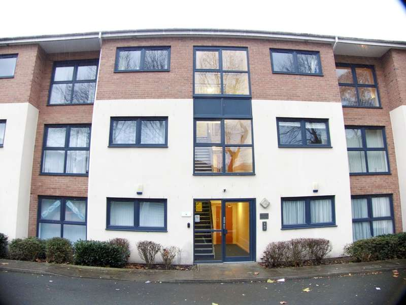 2 Bedrooms Flat for sale in Lowbridge Court, Garston, Liverpool L19