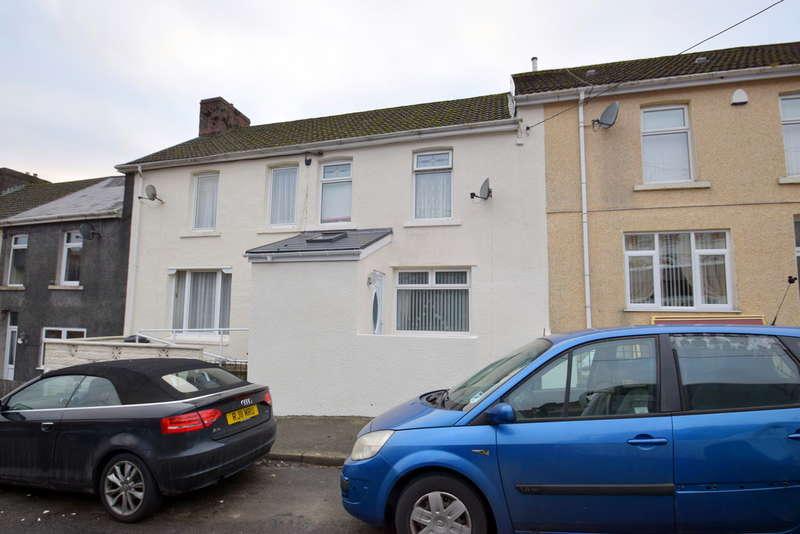 3 Bedrooms Terraced House for sale in 39 Hill View, Pontycymer, Bridgend, Bridgend County Borough, CF32 8LU.