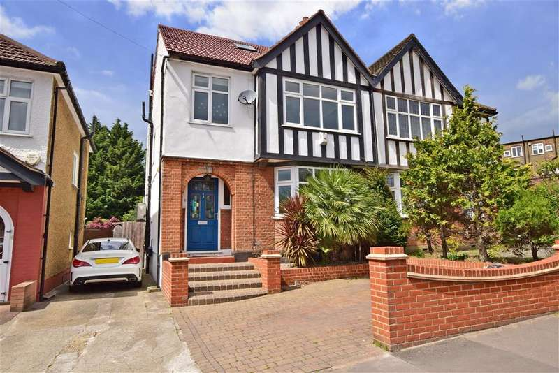 4 Bedrooms Semi Detached House for sale in St. Barnabas Road, , Woodford Green, Essex