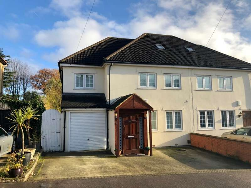 5 Bedrooms Semi Detached House for rent in Kenilworth Avenue, Romford