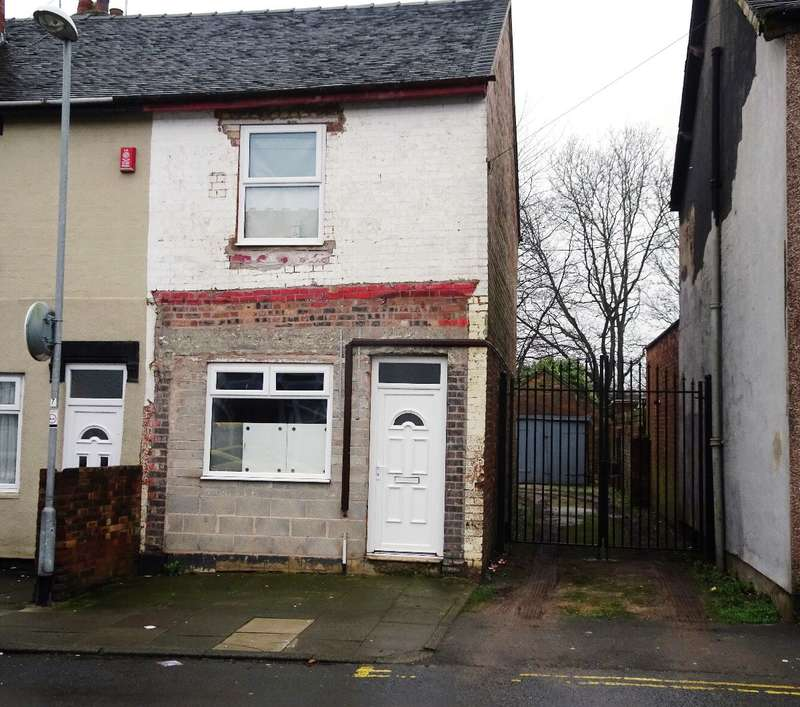 3 Bedrooms Terraced House for sale in Stanton Road, Meir, ST3 6DF