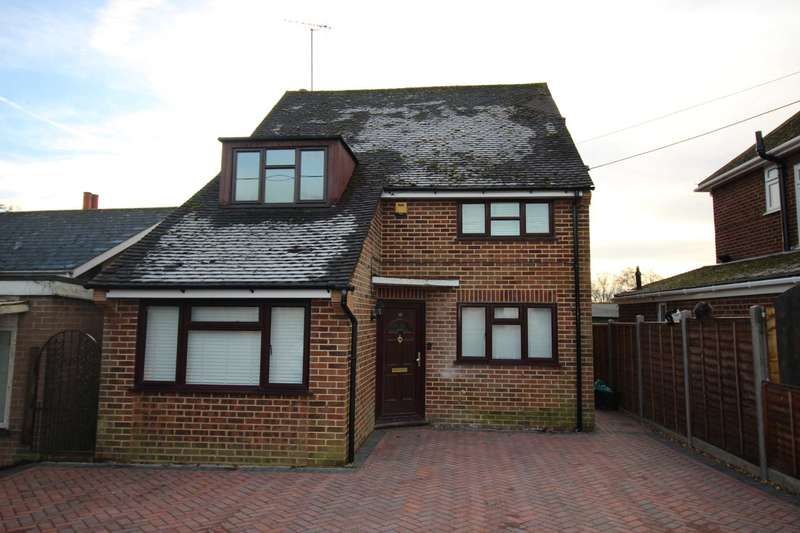 4 Bedrooms Detached House for rent in Silverdale Road, Reading