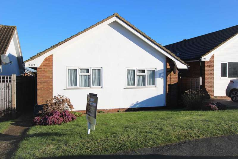 2 Bedrooms Detached Bungalow for sale in Seven Sisters Road, Eastbourne, BN22 0QW