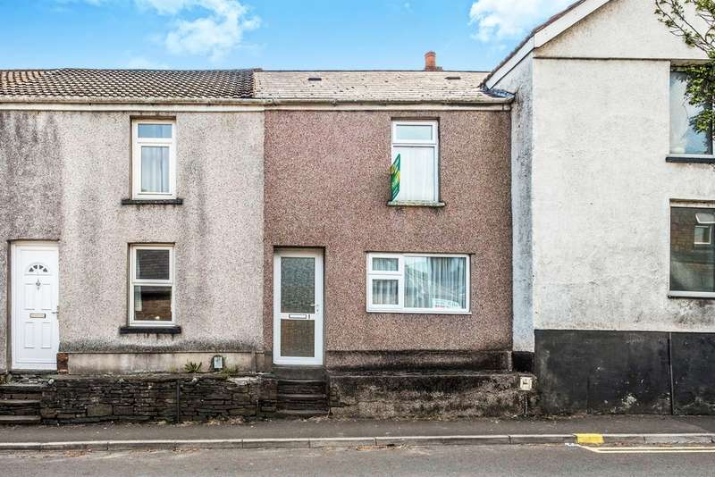2 Bedrooms End Of Terrace House for sale in Llantwit Road, Neath