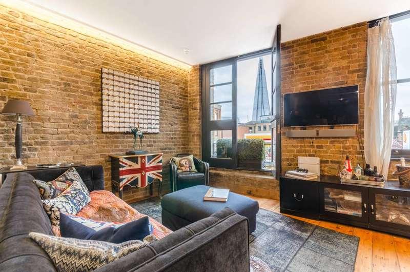 1 Bedroom Flat for sale in Southward Bridge Road, Southwark, SE1
