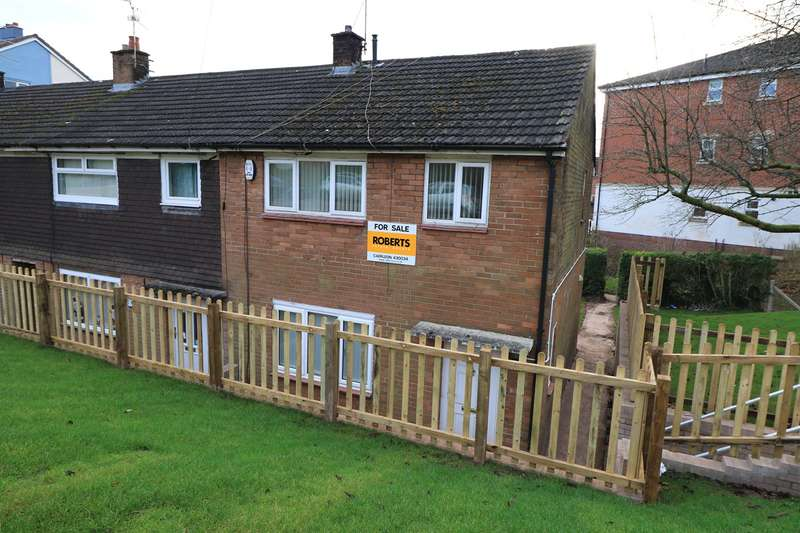 2 Bedrooms End Of Terrace House for sale in Roman Way, Caerleon, NEWPORT, NP18