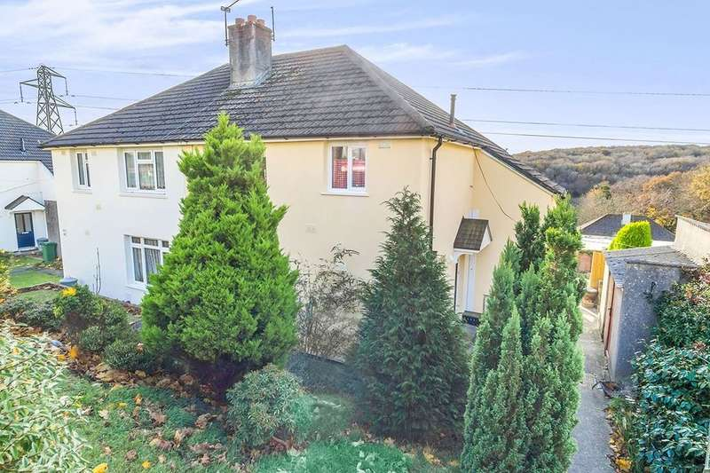 1 Bedroom Flat for sale in Norwich Avenue, Whitleigh, Plymouth, PL5