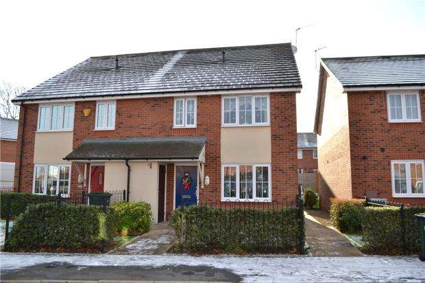 2 Bedrooms Terraced House for sale in Cossington Road, Holbrooks, Coventry, West Midlands