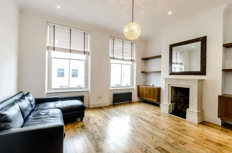 2 Bedrooms Flat for sale in Ifield Road, Chelsea, SW10