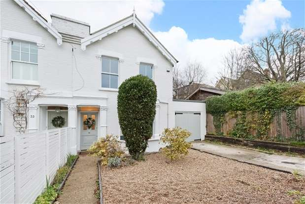 5 Bedrooms End Of Terrace House for sale in Melford Road, East Dulwich