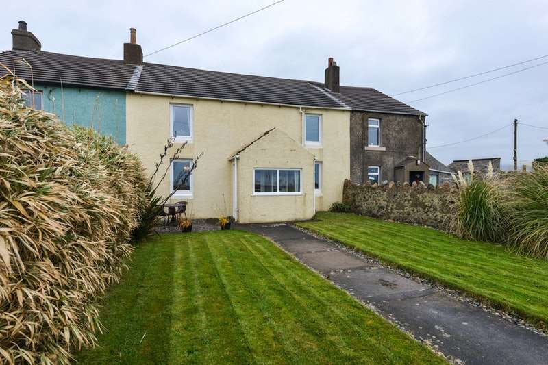 4 Bedrooms Terraced House for sale in Bootle Station, Millom, Cumbria, LA19