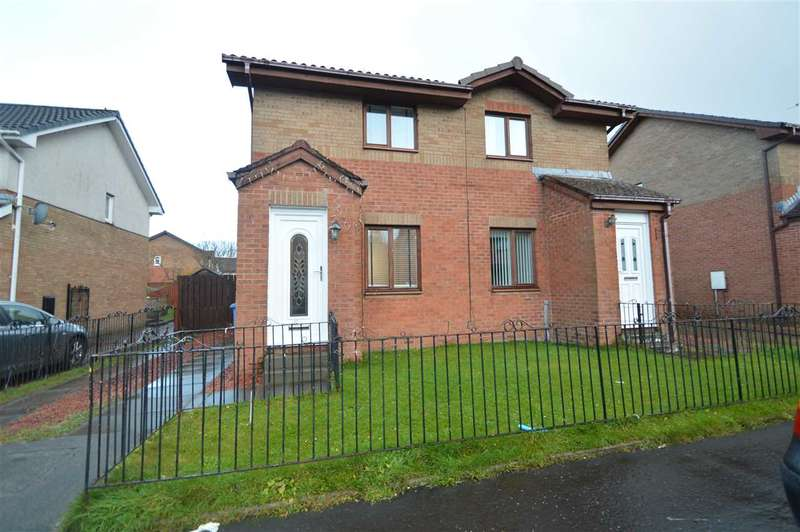 2 Bedrooms Semi Detached House for sale in Darnaway Drive, Glasgow