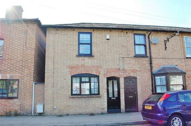 2 Bedrooms End Of Terrace House for sale in 3 Broad Street, Brinklow, RUGBY, Warwickshire
