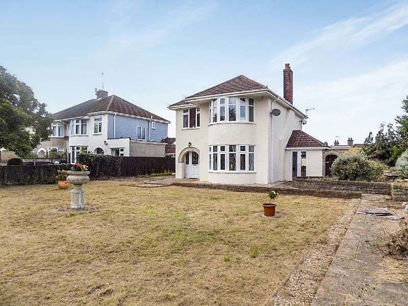 4 Bedrooms Detached House for sale in Priory Gardens, Bridgend, CF31 3LB
