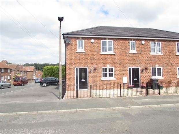 3 Bedrooms Terraced House for rent in Hutton Court, Armthorpe, DN3 2BJ