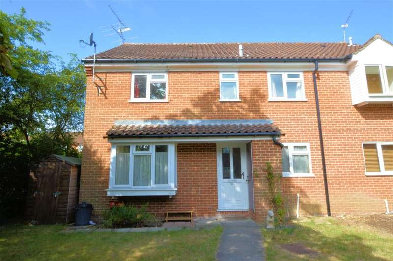 2 Bedrooms Semi Detached House for sale in Bedfordshire Way, Wokingham, RG41