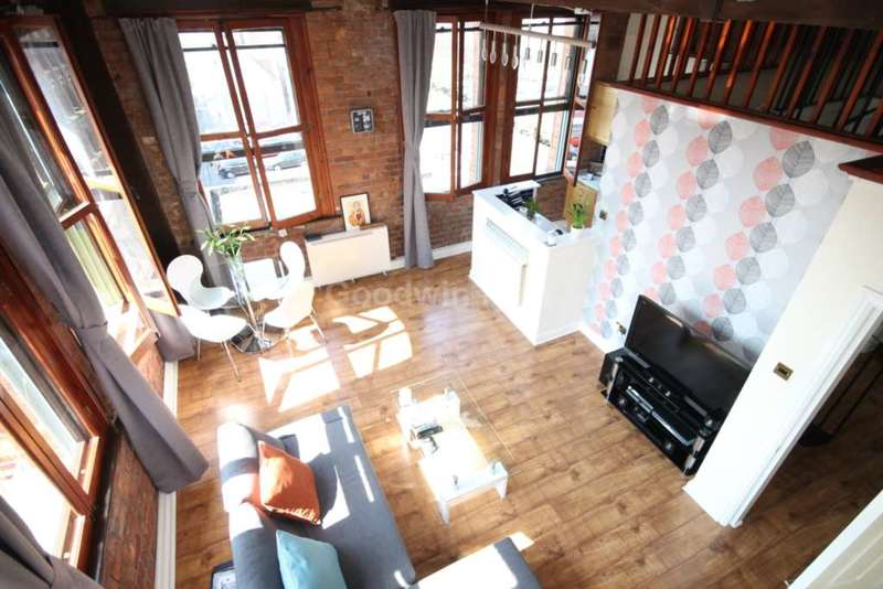 2 Bedrooms Apartment Flat for sale in 27 Sackville Street, The Village
