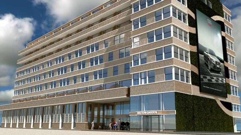 2 Bedrooms Apartment Flat for sale in Hatton Garden, Hatton Garden, L3