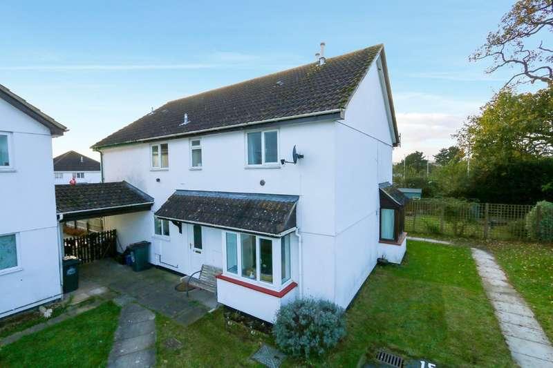 2 Bedrooms End Of Terrace House for sale in Furze Cap, Kingsteignton