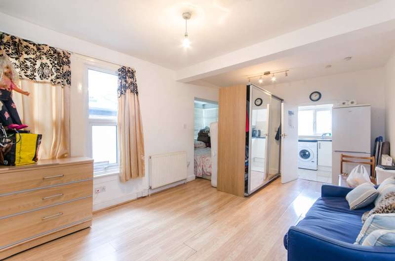 Studio Flat for sale in Grosvenor Gardens, Willesden Green, NW2
