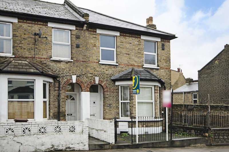 3 Bedrooms House for sale in Kenworthy Road, Homerton, E9