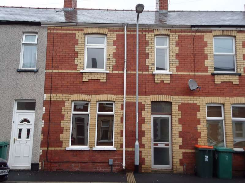 2 Bedrooms Terraced House for sale in Llewellyn Street, Newport, NP19
