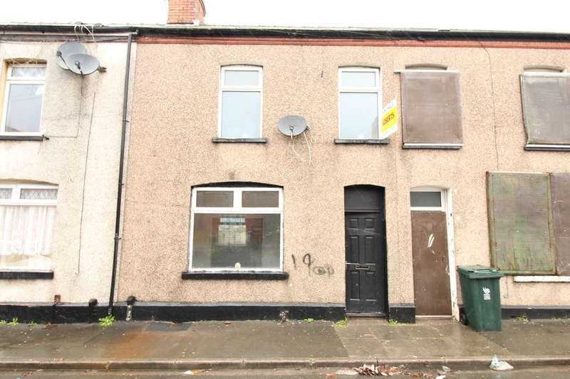 4 Bedrooms Terraced House for sale in Potter Street, Newport, NP20