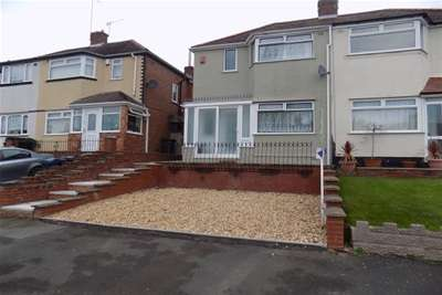 3 Bedrooms House for rent in Lower White Road, Quinton, B32