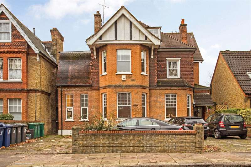 2 Bedrooms Flat for sale in Culmington Road, Ealing, W13