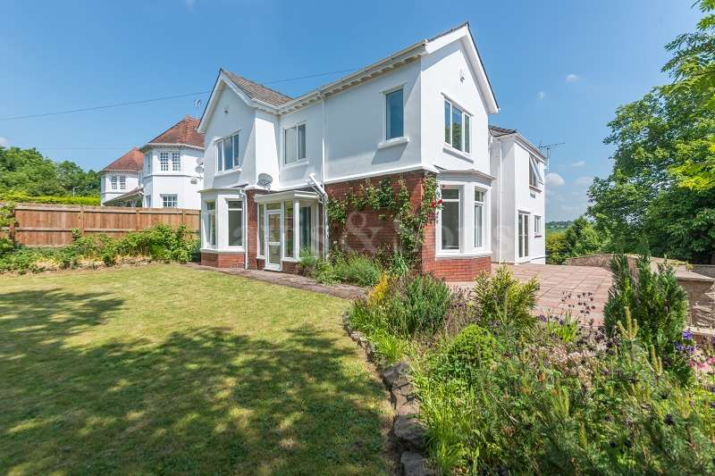 5 Bedrooms Detached House for sale in Ponthir Road, Caerleon, Newport. NP18 3NW