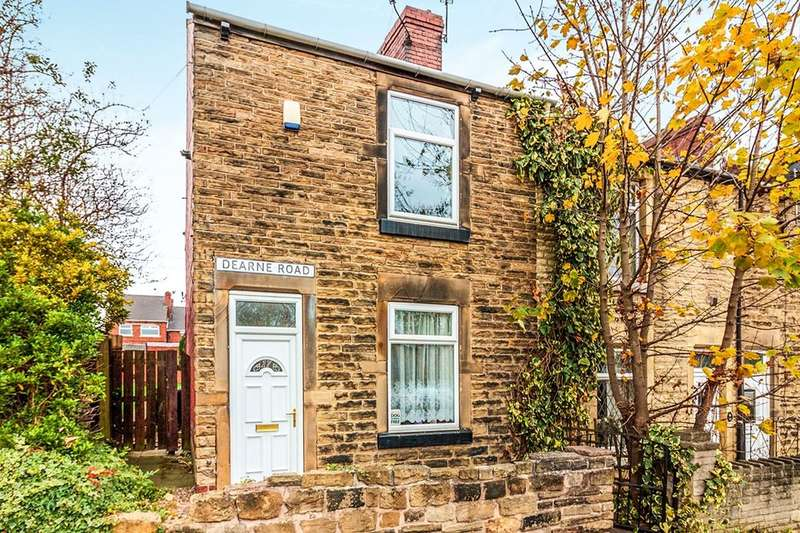2 Bedrooms Terraced House for sale in Dearne Road, Bolton-Upon-Dearne, Rotherham, S63