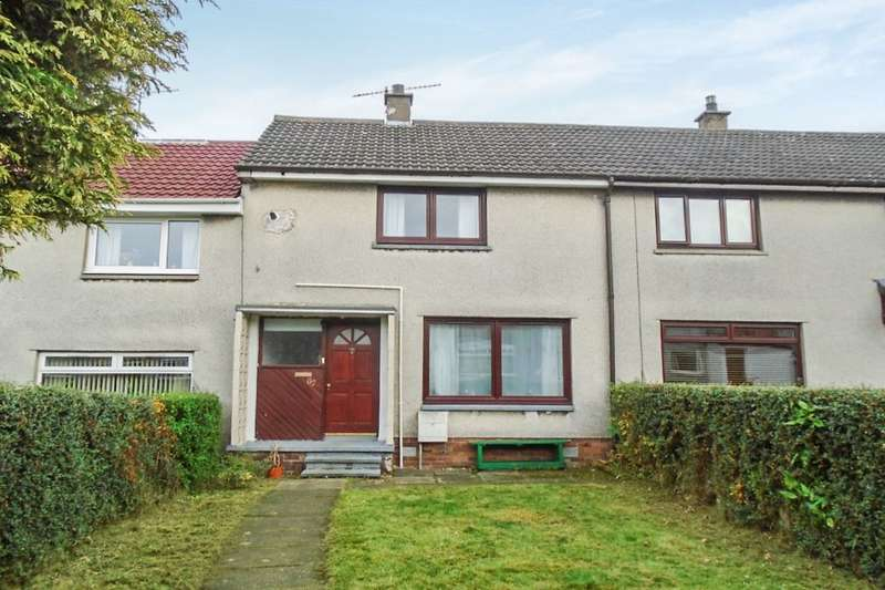 2 Bedrooms Property for rent in Broom Road, Glenrothes, KY6