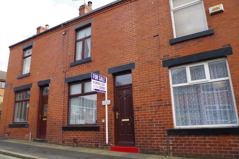 2 Bedrooms Terraced House for sale in Cambridge Road, Lostock