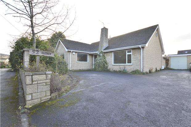 3 Bedrooms Detached Bungalow for sale in Evesham Road, Bishops Cleeve, GL52 8SA